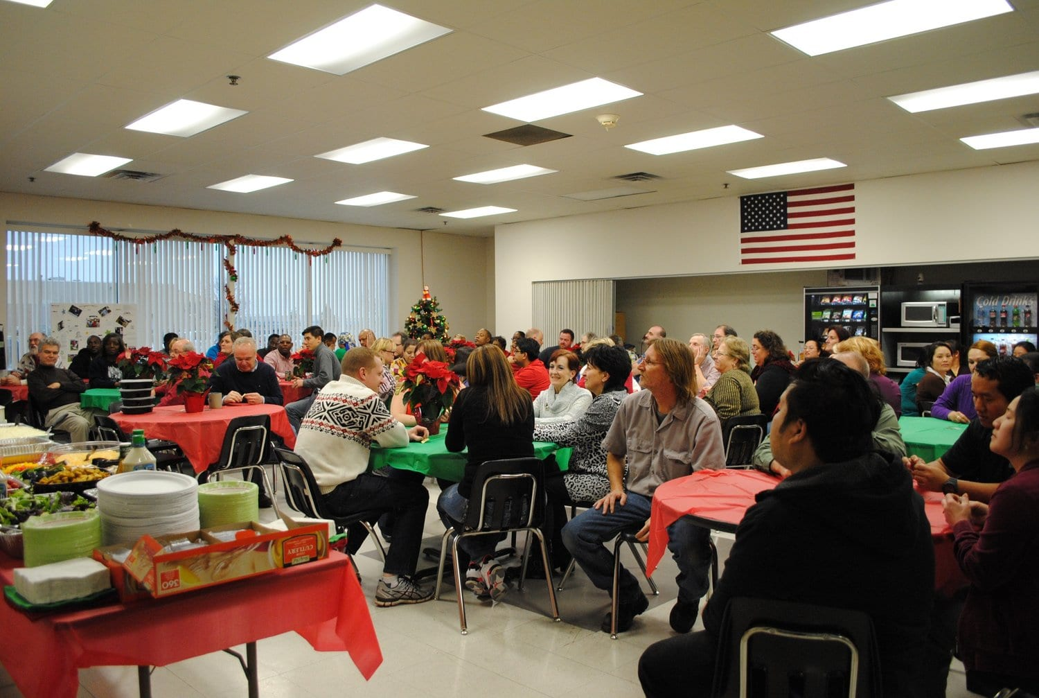 Employee Holiday Celebration