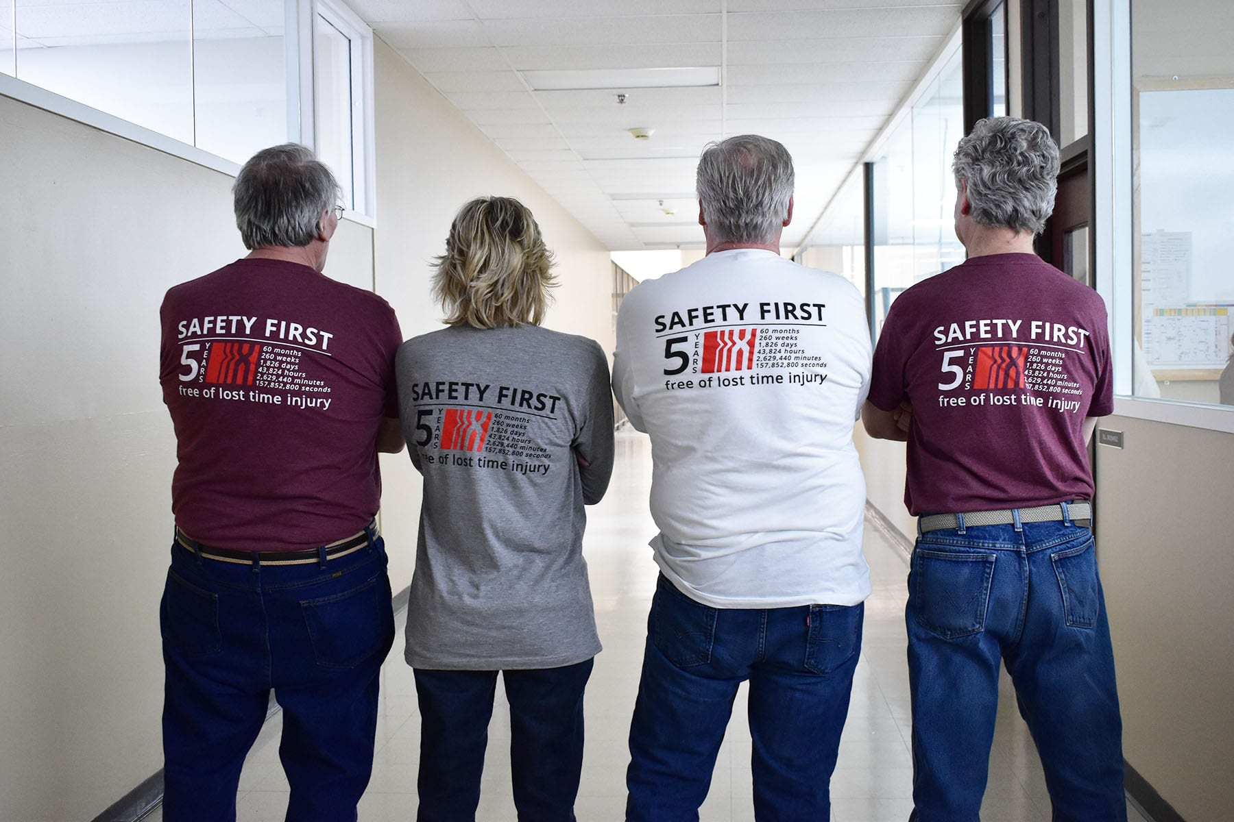 Safety First Shirts